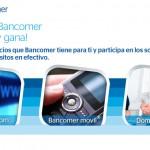 Gana 1000 pesos en Bancomer