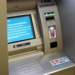 Protección en los cajeros automáticos