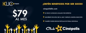 Promociones de Cinépolis
