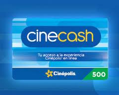 cinecash cinepolis