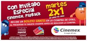 Promociones Cinemex