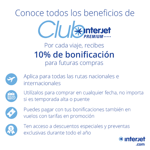 club premium interjet