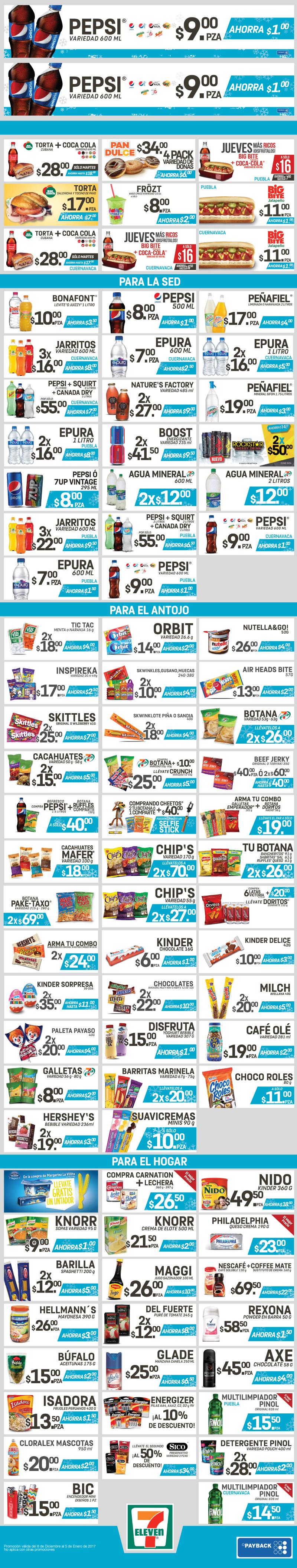 Promociones 7 Eleven Ahorrar Dinero