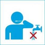 Ahorrar agua lavandose los dientes