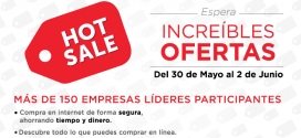 HotSale México 2016