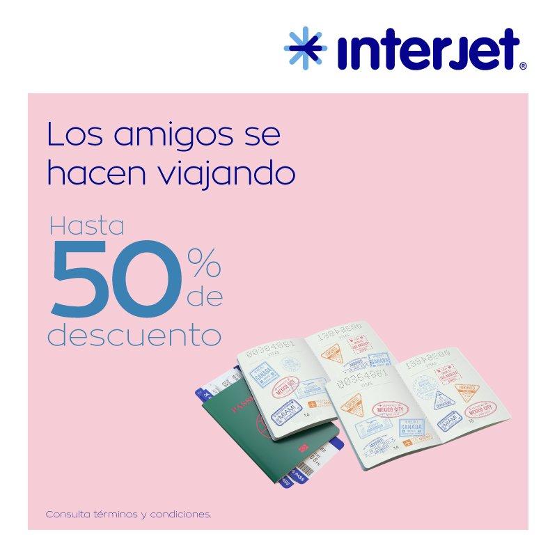 Promociones Interjet Ahorrar Dinero