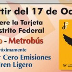 Tarjeta TDF: paga el Metro y Metrobús en la Ciudad de México
