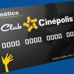 tarjeta club cinepolis