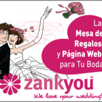 Tips para ahorrar en la boda con una mesa de regalos online
